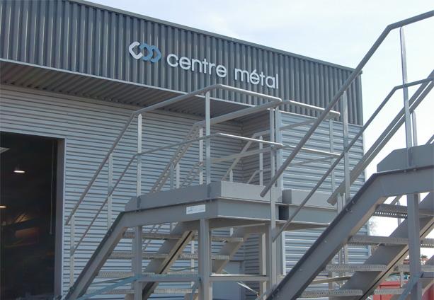 Centre Métal à Parçay-Meslay