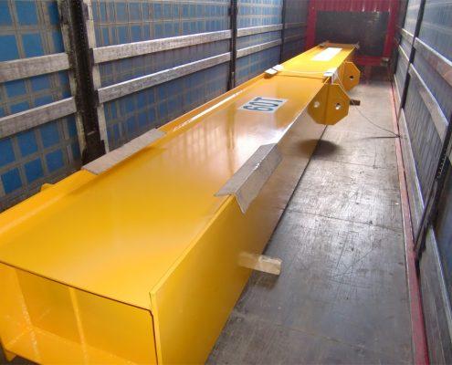 Palonnier monopoutre caisson 60T