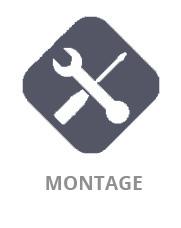 Centre Métal - Montage