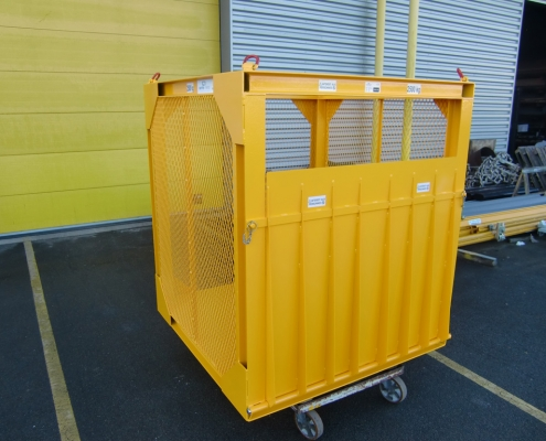 Cage de manutention 2500 kg