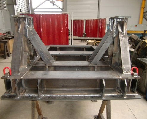Chassis de levage